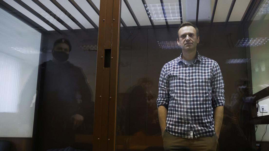 Alexéi Navalny es declarado culpable de difamación contra un veterano de la II Guerra Mundial