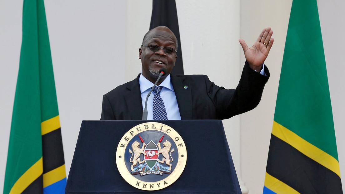 """El presidente de Tanzania, que niega el coronavirus, llama al paísa derrotar las """"enfermedades respiratorias"""" con rezos"""