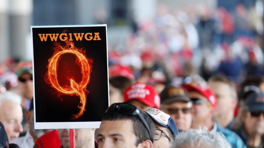 QAnon se vuelve global: el movimiento conspiracionista pro-Trump surge en Francia