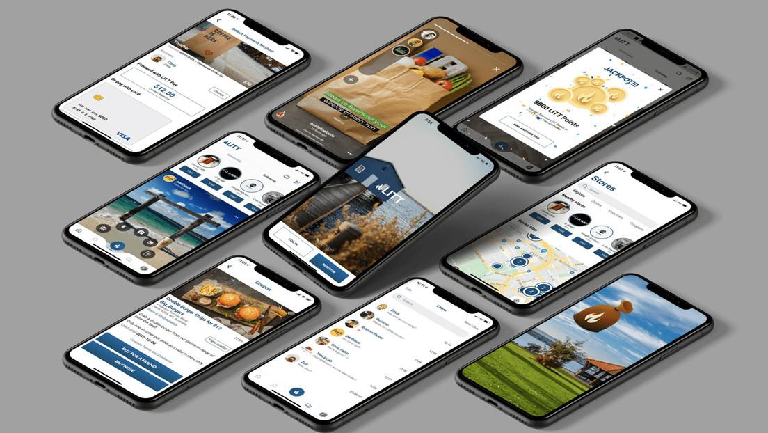LITT, la nueva red social australiana, crece un 50% en solo cuatro días en medio del conflicto entre las autoridades del país y Facebook