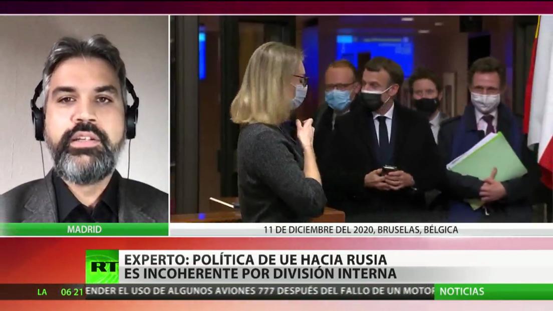 La Unión Europea debate la crisis en sus relaciones con Rusia