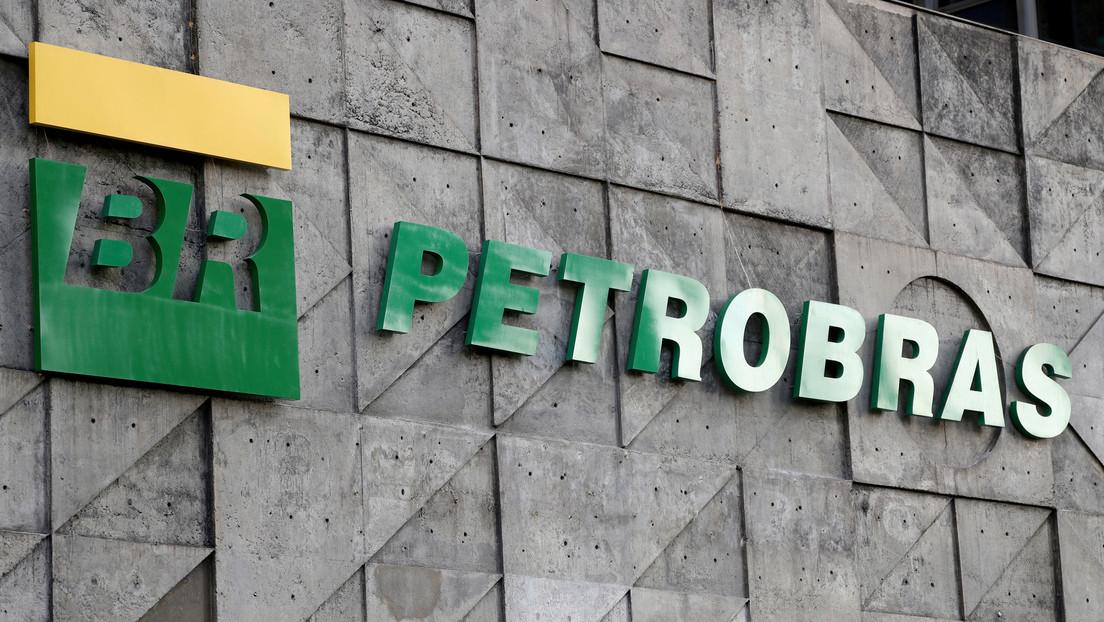 Se desploman más de 20 % las acciones de Petrobras luego de que Bolsonaro nombrara a un general del Ejército como su presidente