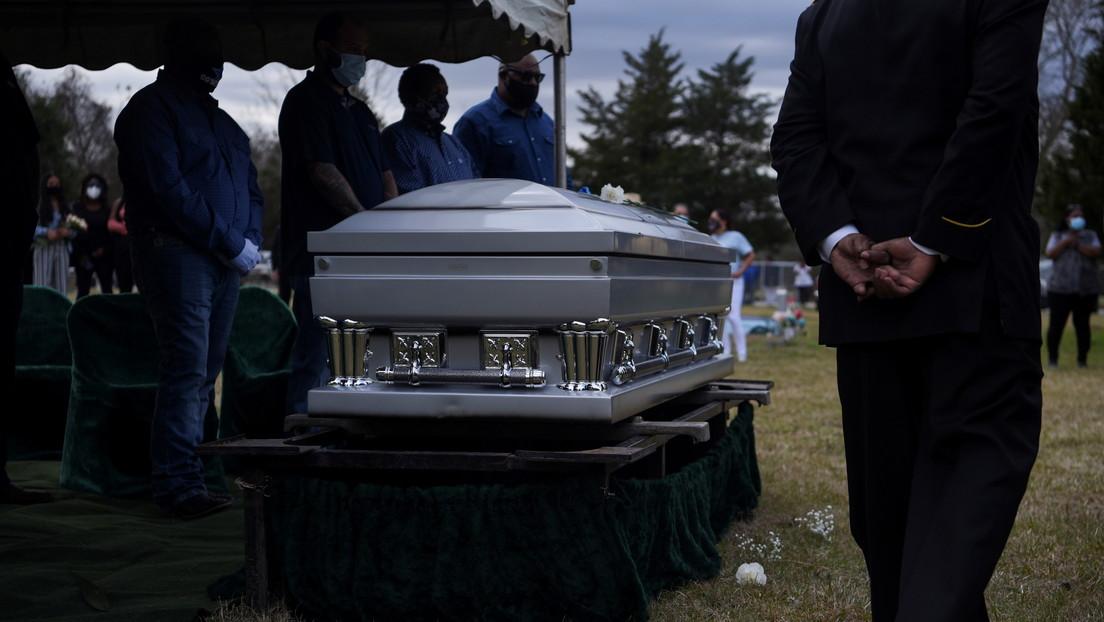 Estados Unidos supera las 500.000 muertes por covid-19 y decreta cinco días de duelo nacional