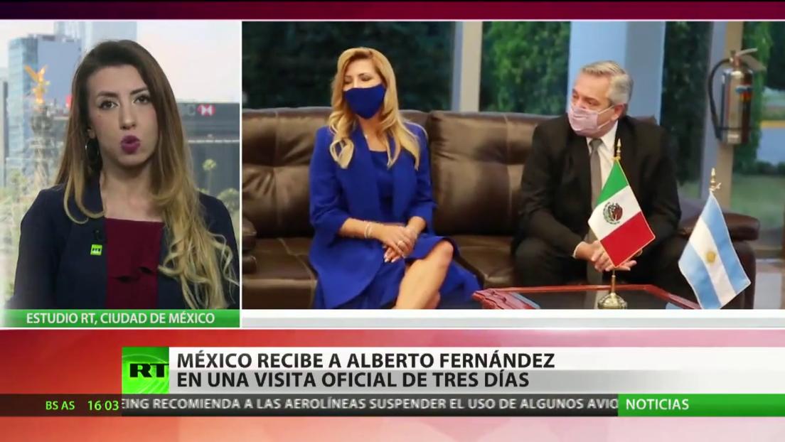 México recibirá en las próximas horas el primer lote de 200.000 dosis de la vacuna rusa Sputnik V