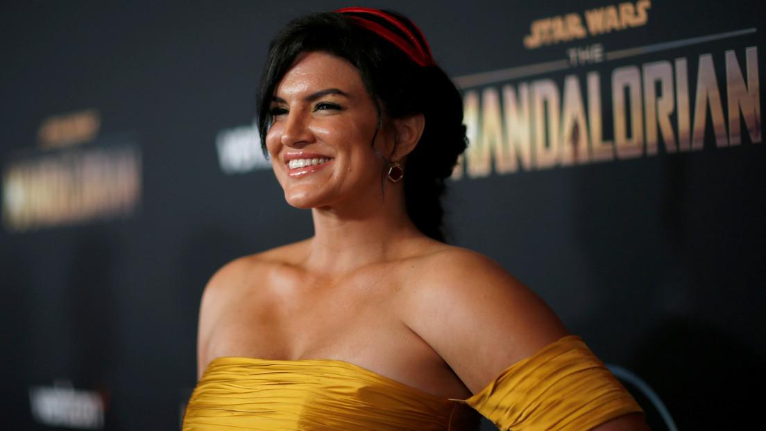 La actriz despedida de 'The Mandalorian' acusa a Disney y Lucasfilm de intimidar a sus empleados