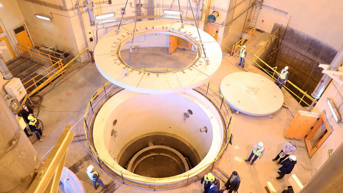 """EE.UU. describe como """"hipótesis"""" y """"alardes"""" los comentarios del ayatolá Alí Jameneí de que Irán enriquecerá uranio hasta el 60 % si es necesario"""
