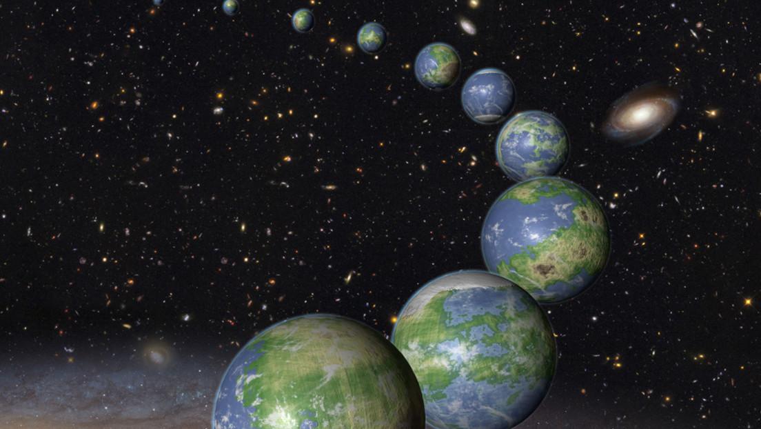 Planetas con agua y continentes como la Tierra serían abundantes en la Vía Láctea