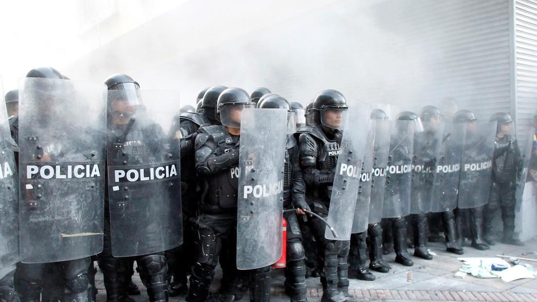 Al menos 10 muertos durante los amotinamientos en varias cárceles de Ecuador