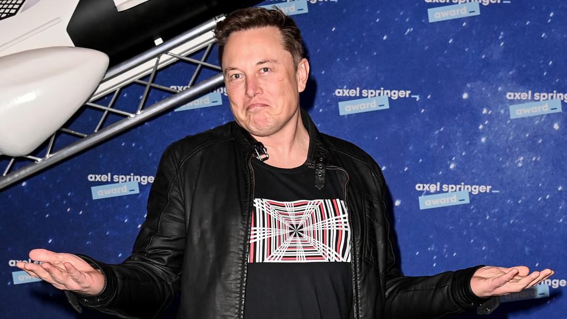 Elon Musk pierde 15.200 millones de dólares en un día y deja de ser la persona más rica del mundo