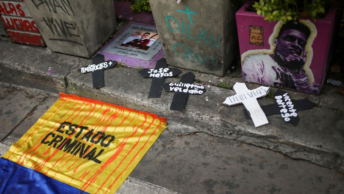 Derechos Humanos de la ONU certifica que en Colombia se registraron 76 masacres en 2020, la cifra más alta desde 2014