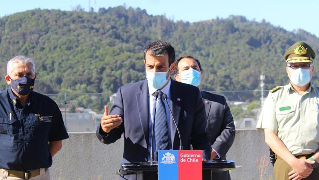 """El Gobierno de Chile reconoce """"la gravedad"""" de los ataques incendiarios en la Araucanía y apresura una """"agenda de seguridad"""""""