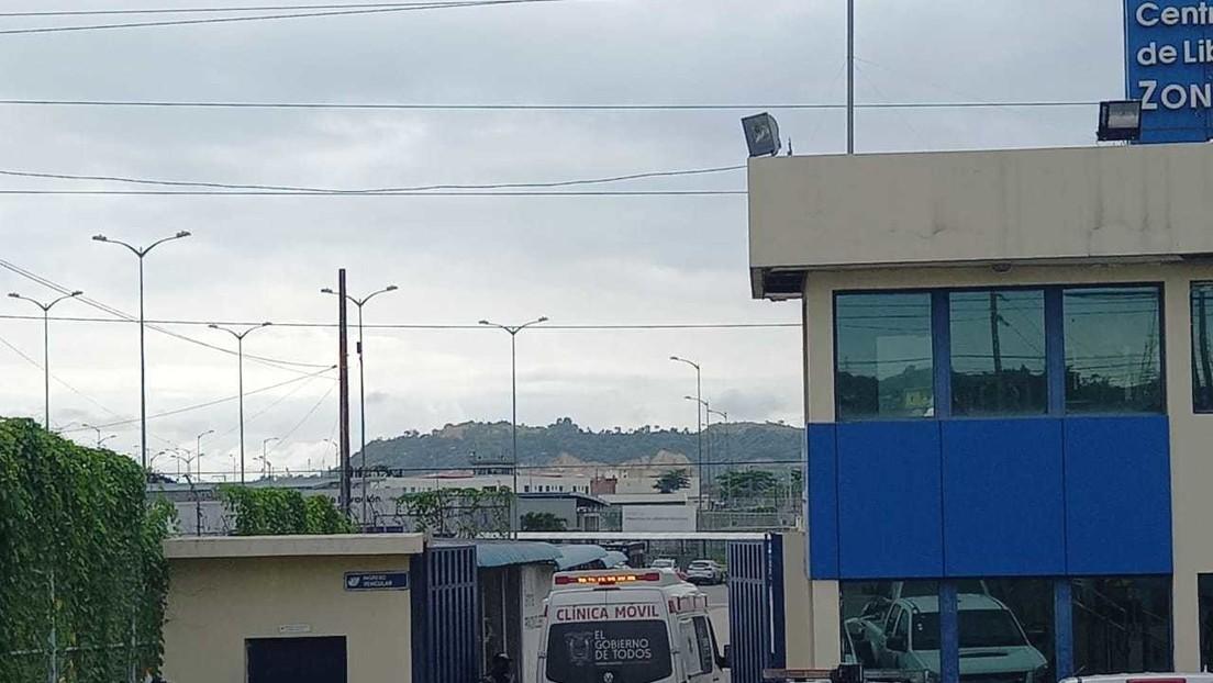 Se eleva a 62 el número de reos muertos por los amotinamientos registrados en tres cárceles de Ecuador