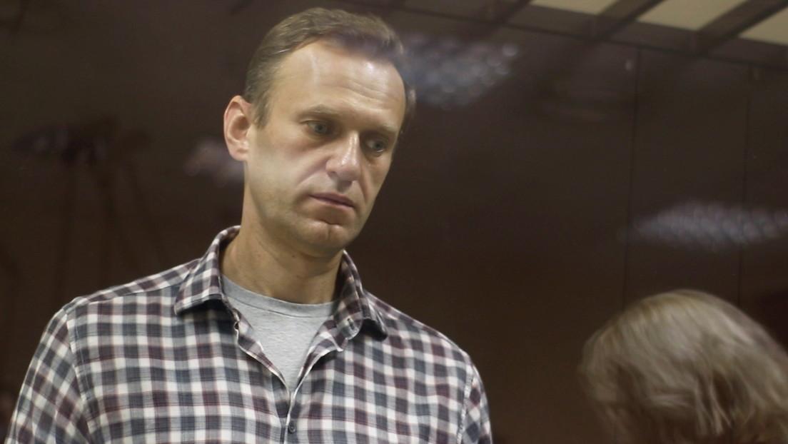 """Amnistía Internacional deja de considerar a Navalny preso de conciencia por unas antiguas declaraciones que tilda de """"discurso de odio"""""""