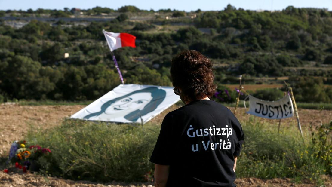 Condenan a 15 años a uno de los hombres detrás del asesinato de la periodista maltesa que lideró las denuncias de los 'Papeles de Panamá'
