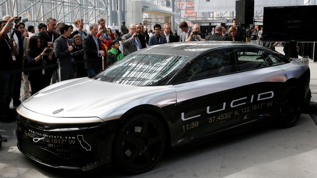 Lucid Motors pone sus ojos en Tesla y planea lanzar un adversario digno para el Model 3