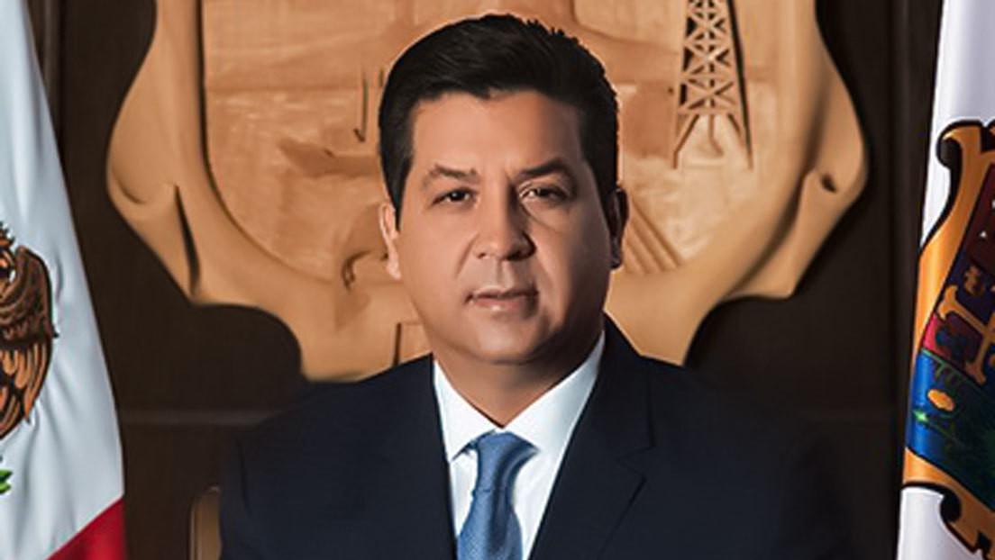 La Fiscalía de México solicita al Congreso quitarle el fuero al gobernador de Tamaulipas para ser procesado por delincuencia organizada