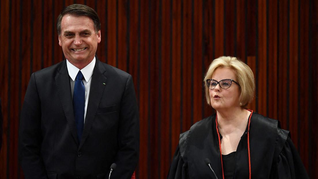 Dan plazo de cinco días a Bolsonaro para que explique en el Supremo sus decretos de flexibilización del uso de armas