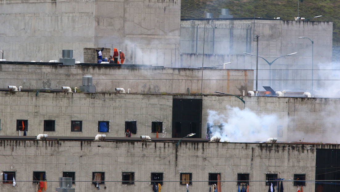 La muerte de 79 reos en varios amotinamientos simultáneos en diferentes cárceles reabre el debate sobre la situación penitenciaria en Ecuador