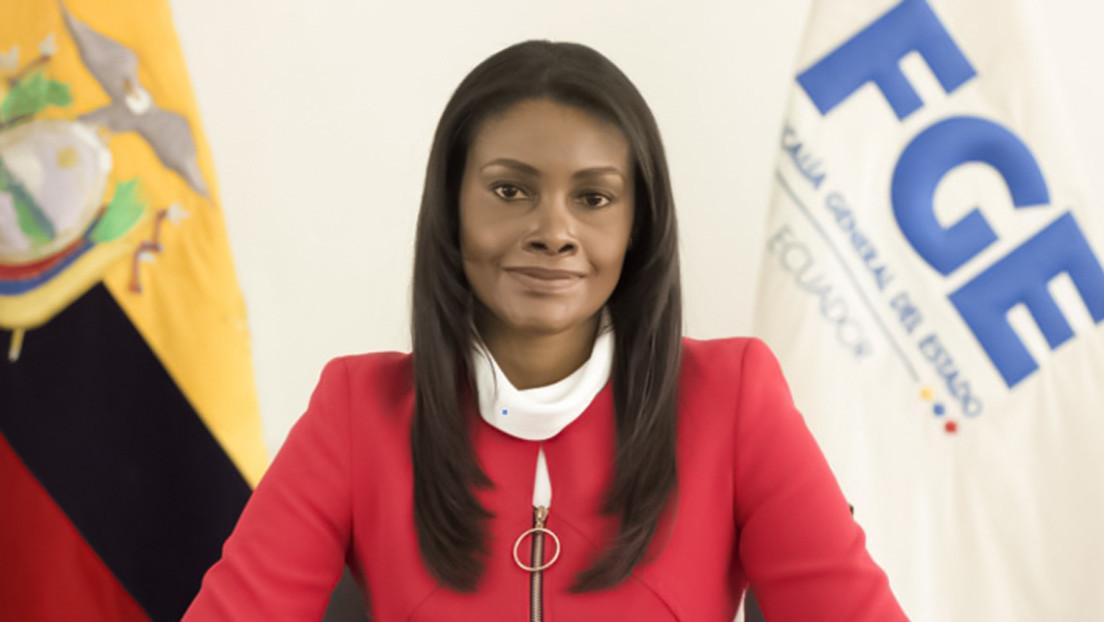 EE.UU. le otorga un premio a la fiscal general de Ecuador y estalla la polémica en contra de la funcionaria: ¿qué hay detrás?
