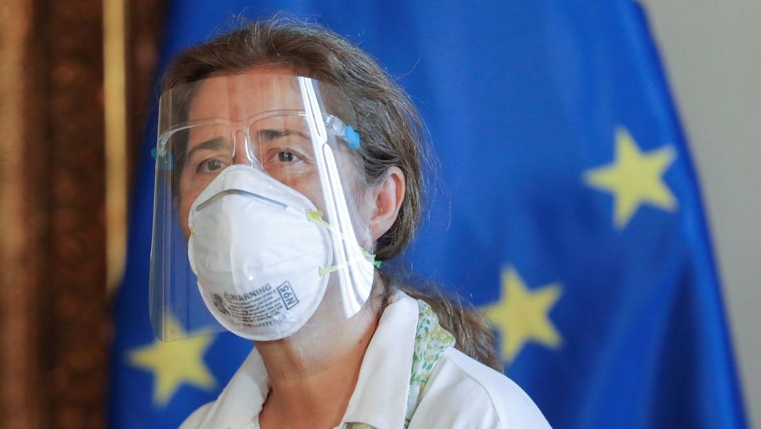 """La UE pide a Venezuela que """"revierta"""" la decisión de expulsar a su embajadora en Caracas"""