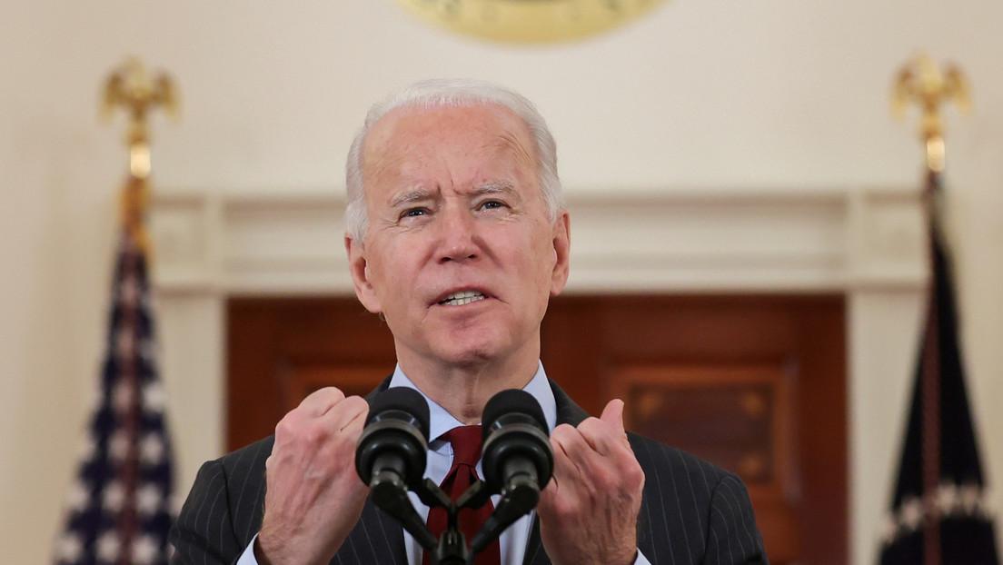 Joe Biden ordena extender la situación de emergencia por la pandemia de coronavirus