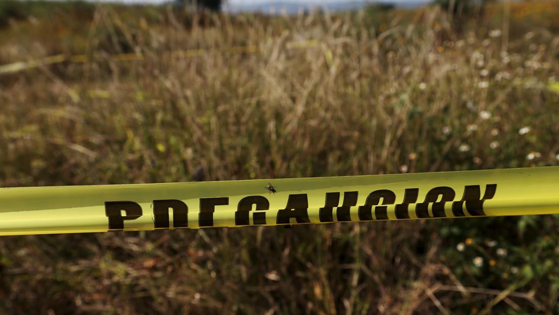 Hallan los cadáveres de tres jóvenes desaparecidos en México en una fosa común clandestina