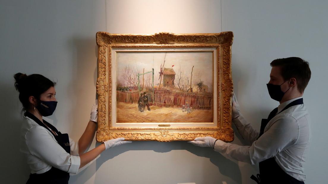 Un cuadro de Van Gogh será exhibido por primera vez
