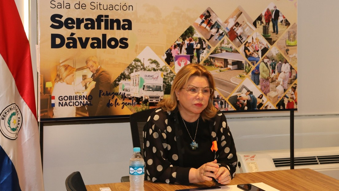 #RenunciaNildaRomero: exigen la dimisión de la ministra paraguaya de la Mujer por su silencio ante un brutal caso de agresión de género en plena calle