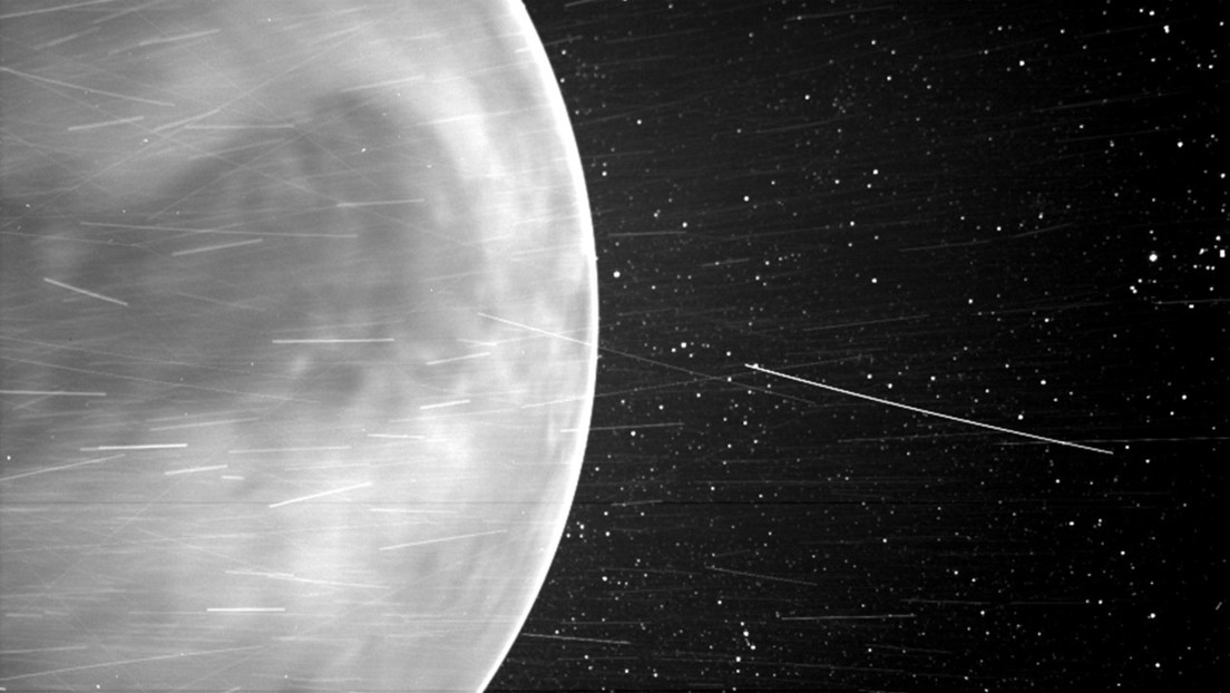 Brillo de moléculas: ¿qué hay de asombroso en la reciente foto de Venus que publicó la NASA?