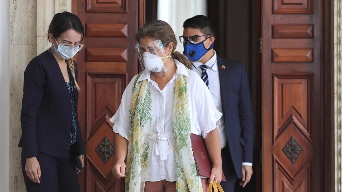 """Subsecretaria estadounidense afirma que Venezuela """"se aísla más"""" tras la expulsión de la embajadora de la UE en Caracas"""