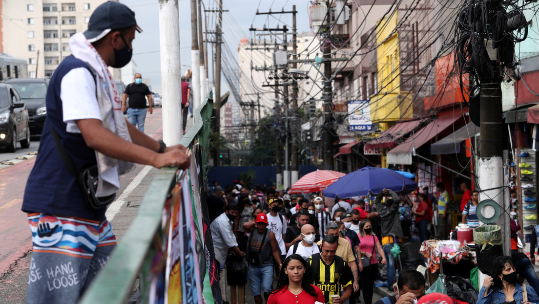 Hecatombe económica, desigualdad e incertidumbre: el trauma de un año de coronavirus en América Latina