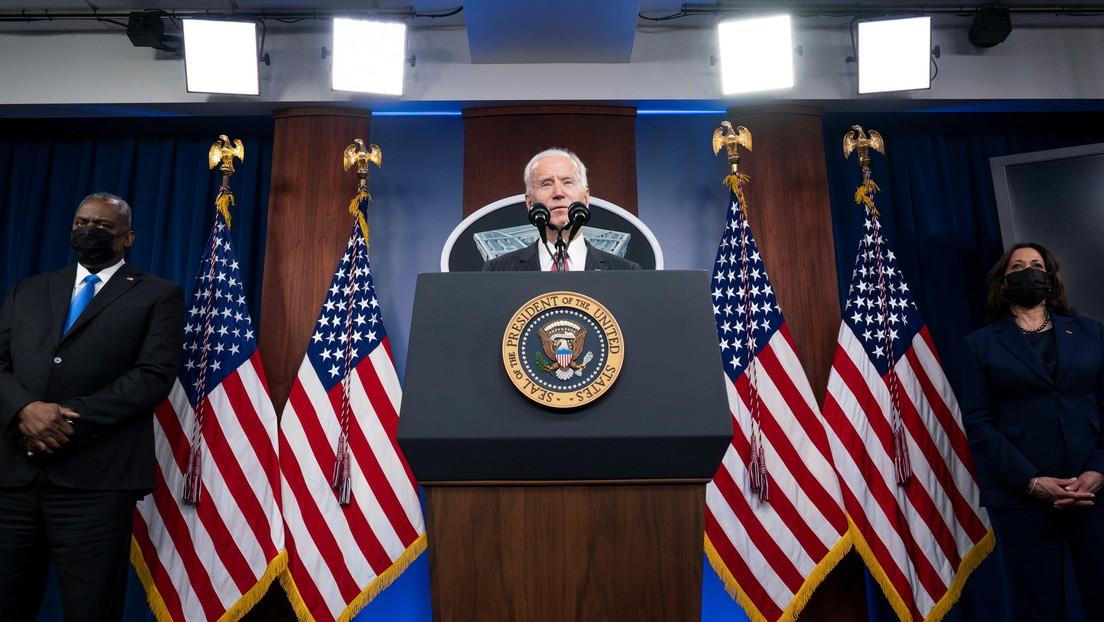 Pentagon bestätigt, das Biden einen Militärschlag gegen den vom Iran-unterstützten Miliz Ziele im Osten Syriens anordnete