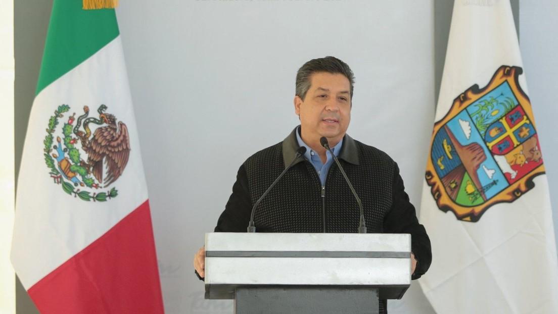 """La oposición mexicana denuncia """"persecución política"""" contra el gobernador de Tamaulipas, investigado por delincuencia organizada"""