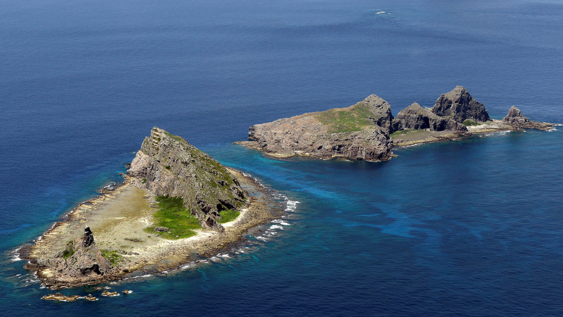 Japón podría abrir fuego contra buques extranjeros que pretendan desembarcar en sus islas en disputa con China