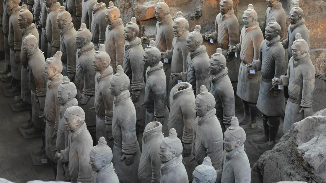Descubren más de 3.500 tumbas y miles de objetos arqueológicos en la ciudad China donde fue hallado el Ejército de Terracota