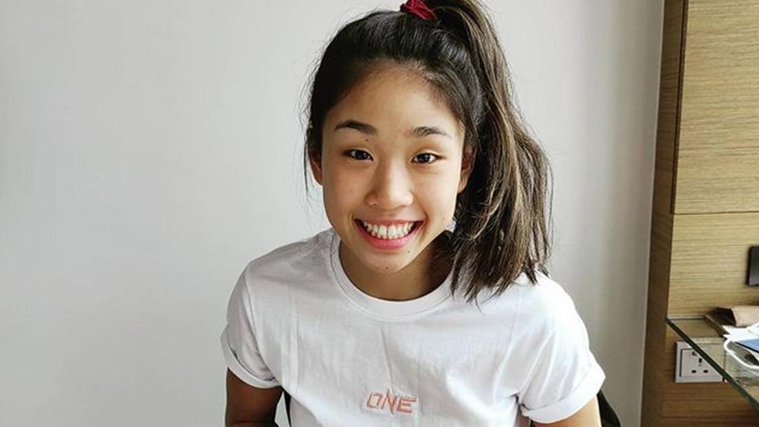 Victoria Lee