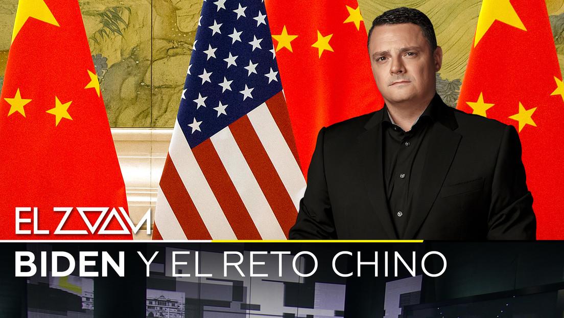 Biden y el reto chino