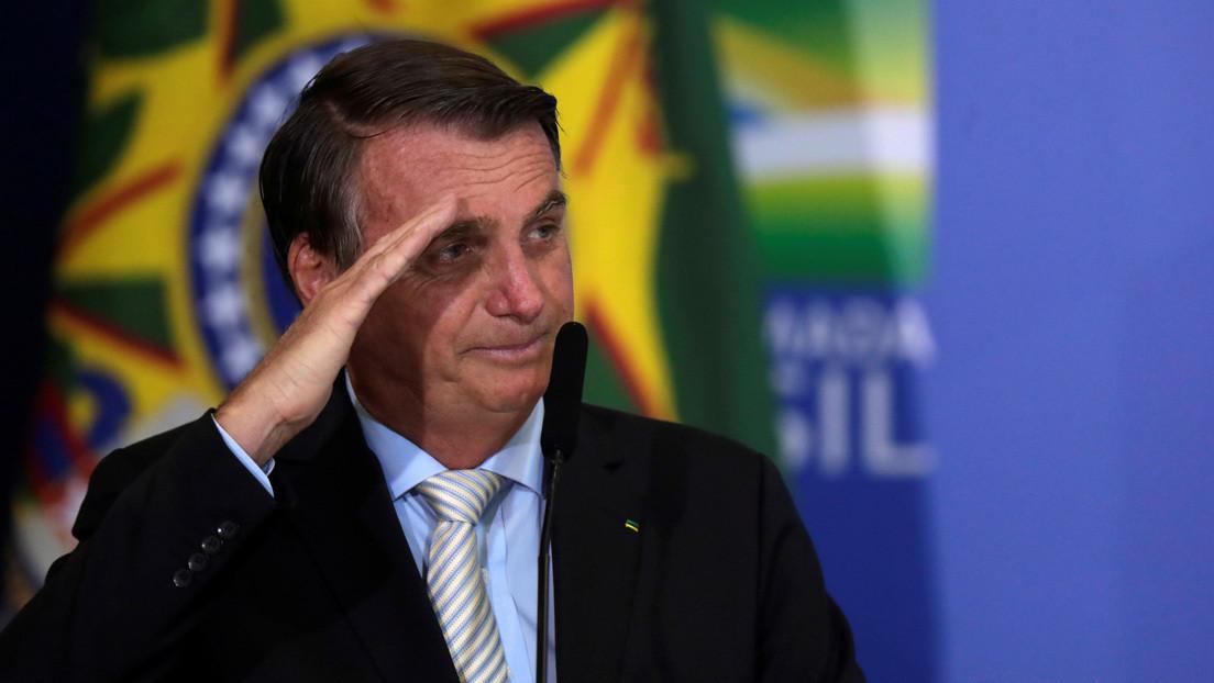 Bolsonaro, sin usar mascarilla, genera aglomeraciones en el estado de Ceará a pesar del aumento de casos de covid-19 y critica las restricciones
