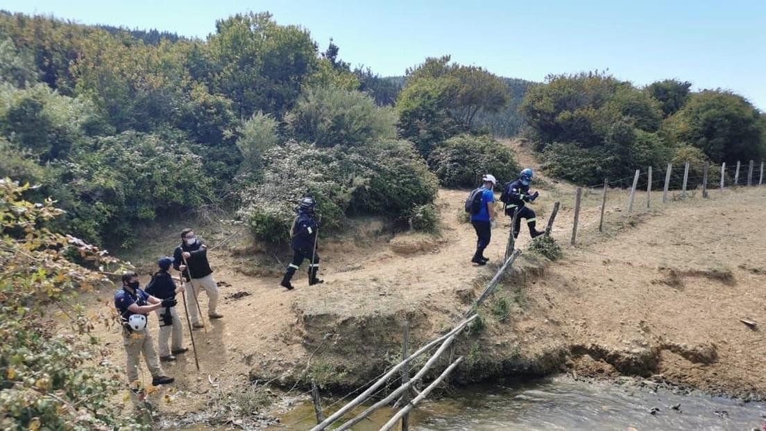 Encuentran en Chile el cuerpo de un niño de 3 años que era buscado desde hace 9 días y detienen a su tío abuelo