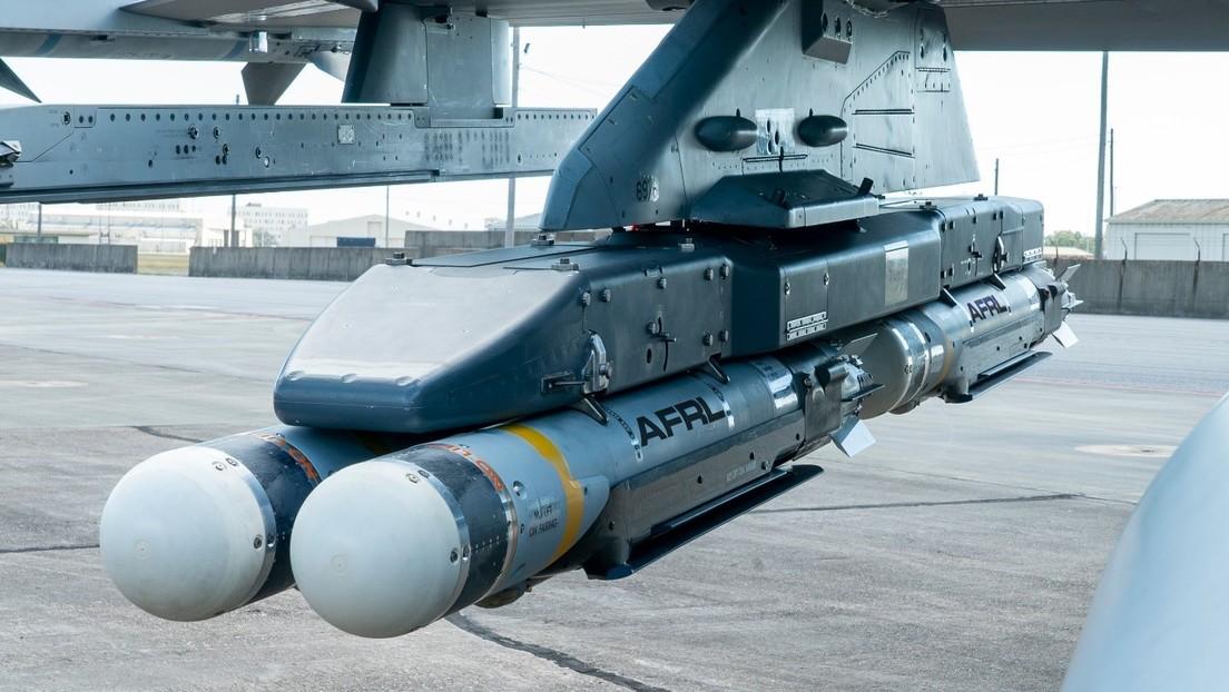 EE.UU. ensaya bombas de la 'Horda de Oro', capaces de intercambiar información y modificar su ruta