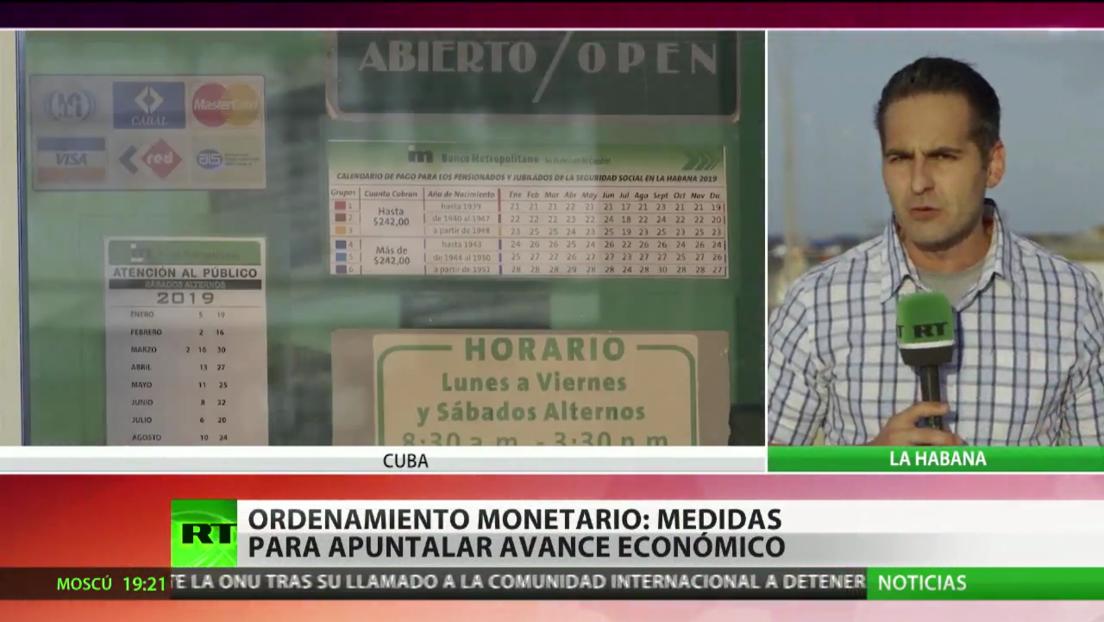 Ordenamiento monetario: medidas para apuntalar el avance económico en Cuba