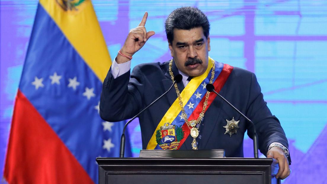 """Maduro ordena a """"revisar a fondo todas las relaciones con España"""" luego que la canciller de ese país visitara la frontera entre Venezuela y Colombia"""