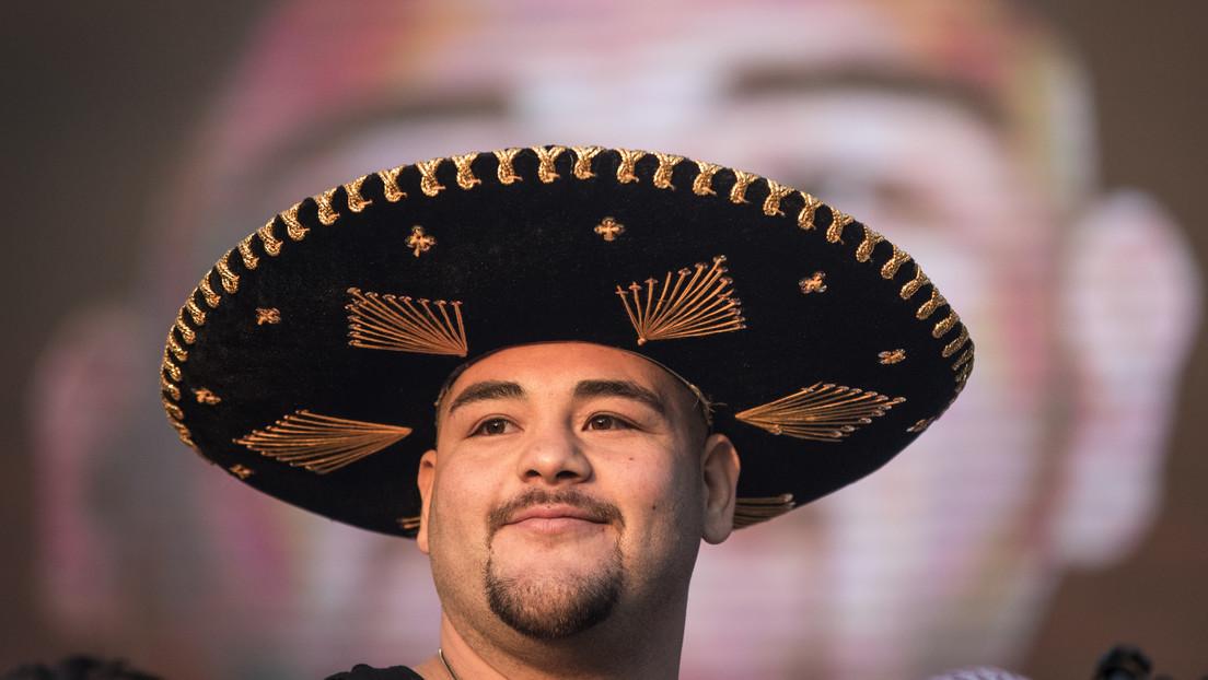 El boxeador Andy Ruiz Jr. sorprende a sus fanáticos con su transformación física radical