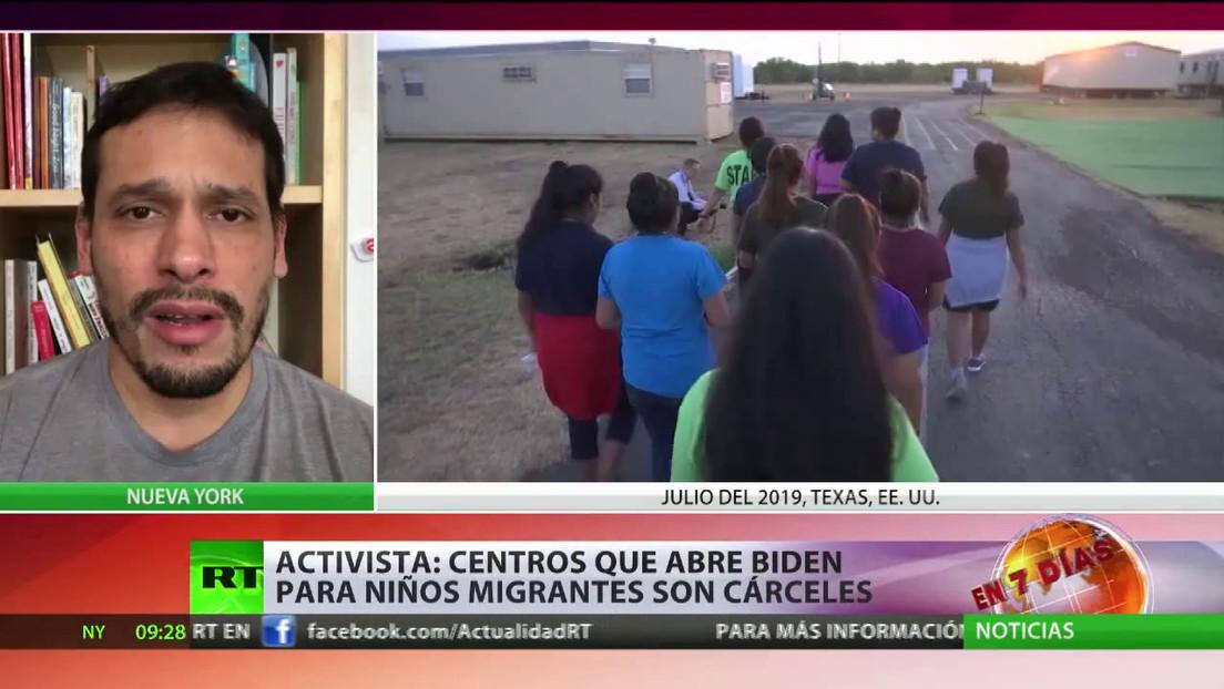 La reapertura de centros para niños no acompañados en EE.UU. genera polémica