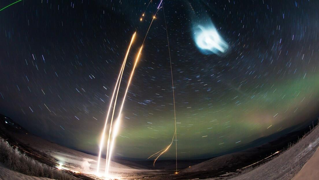 La NASA crea nubes artificiales en un experimento para estudiar los cambios en la atmósfera terrestre