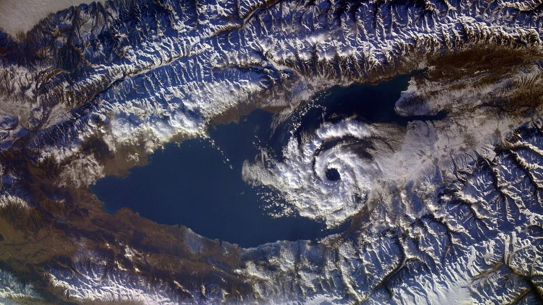 FOTOS: Asombrosas imágenes tomadas por un astronauta ruso retratan la belleza terrestre desde el espacio