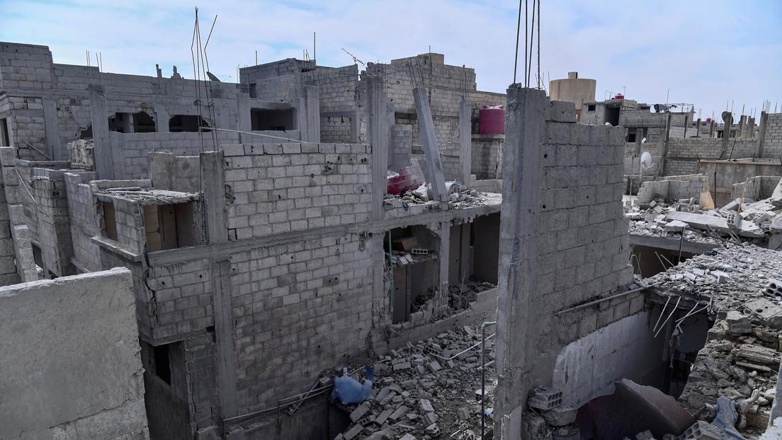 """La Defensa Aérea siria repele una """"agresión israelí"""" sobre Damasco e intercepta la mayoría de los misiles"""