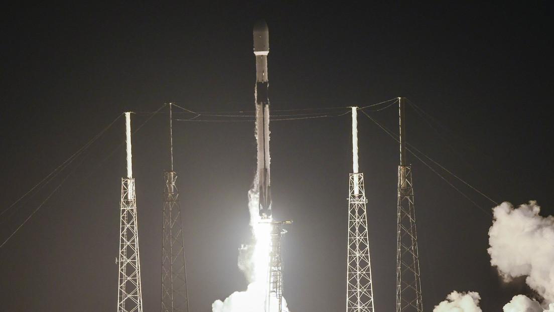 SpaceX pospone en el último minuto el lanzamiento de 60 nuevos satélites Starlink