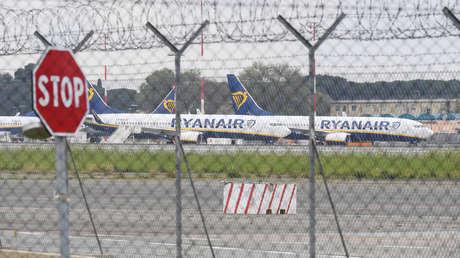 """""""El año más desafiante"""": Ryanair prevé  la peor pérdida anual de su historia a causa de la pandemia"""