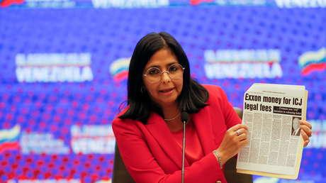 Venezuela eleva a 102.000 millones de dólares las pérdidas debido a las sanciones de EE.UU.
